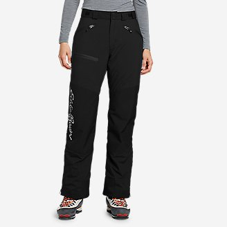 Women's EverTherm Down Pants in Black