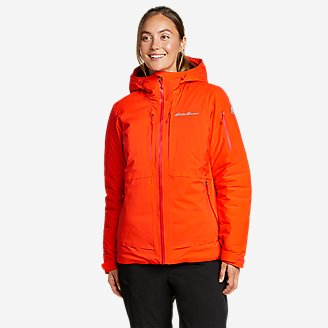 Women's BC StormDay in Red