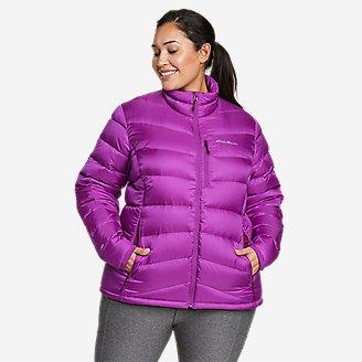 Women's Downlight 2.0 Jacket in Purple