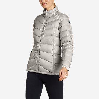 Women's Downlight 2.0 Jacket in Beige