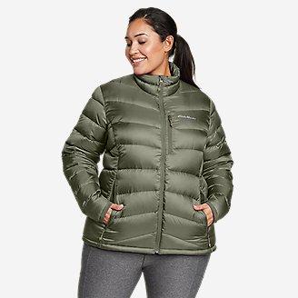Women's Downlight 2.0 Jacket in Green