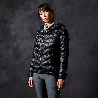 Women's Centennial Collection MicroTherm 1000 Down Jacket in Black