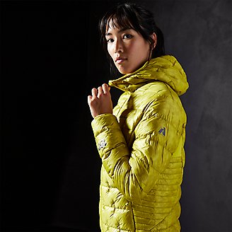 Women's Centennial Collection MicroTherm 1000 Down Jacket in White