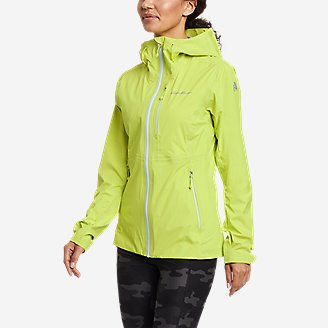 Women's BC Dura 3L Jacket in Green