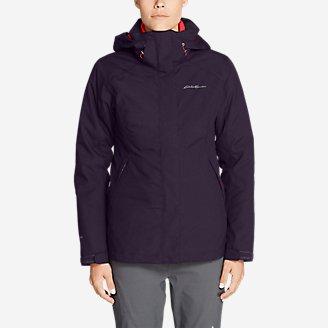 Women's Powder Search 2.0 3-In-1 Down Jacket in Purple