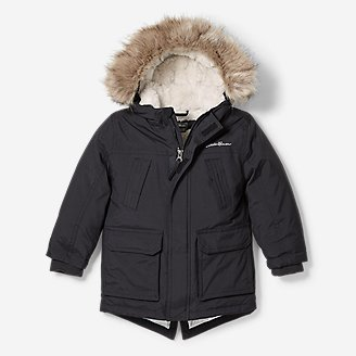 Toddler Boys' Superior Down Parka in Gray