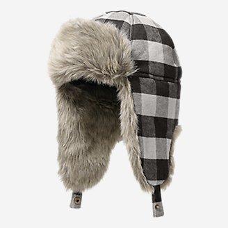 Hadlock Trapper Hat in Gray