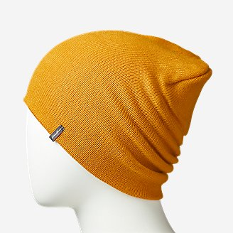 Haven Beanie in Yellow