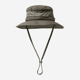 Exploration UPF Vented Boonie Hat in Green