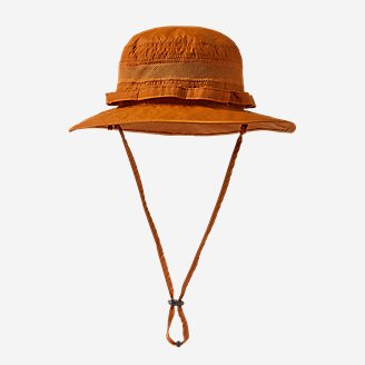 Exploration UPF Vented Boonie Hat in Yellow