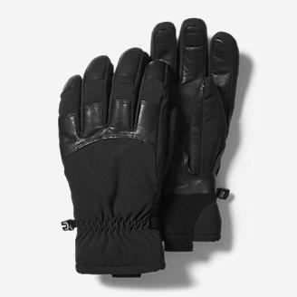 Men's Chopper Down Gloves in Black