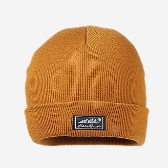 Thistle Beanie in Yellow
