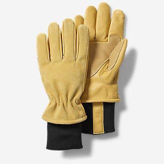 Mountain Work Gloves in White