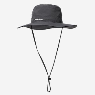 TrailCool UPF Cooling Sun Hat in Gray