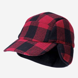 Hadlock Cap in Red