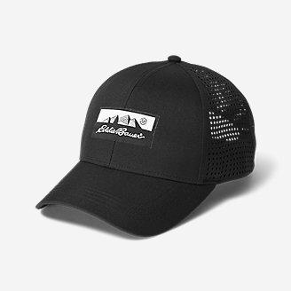 Resolution UPF Baseball Cap in Black