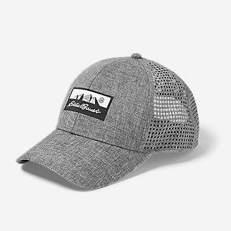 Resolution UPF Baseball Cap in Gray