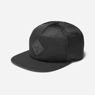 Graphic Cap - Mesh in Black