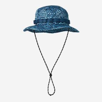 Men's Exploration UPF Bucket Hat in Blue