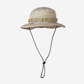 Men's Exploration UPF Bucket Hat in Beige