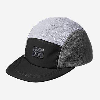 Men's Fleece Cap in Black