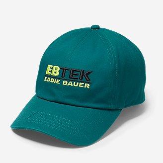 EBTek Dad Hat in Blue
