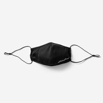 Reusable Filter Face Mask in Black