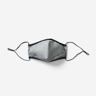 Reusable Filter Face Mask in Gray