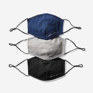 Non-Medical Face Mask - 3-Pack in Multi