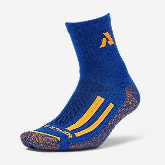Guide Pro Merino LNT Mid-Crew Socks in Blue