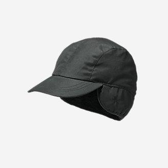 Down Baseball Hat in Black