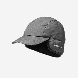 Down Baseball Hat in Gray