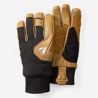 Guide Gloves in White