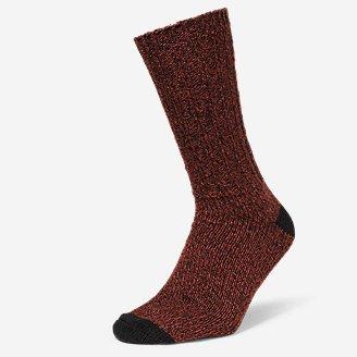 Men's Ragg Boot Socks in Brown