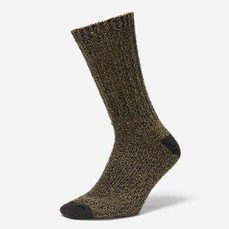 Men's Ragg Boot Socks in Green