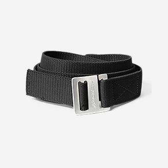 Men's Genius Belt in Black