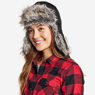 Women's Sun Valley Down Hat in Gray