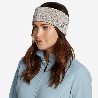 Radiator Fleece Headband in Gray