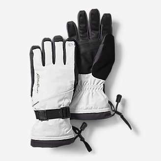 Women's Powder Search Touchscreen Gloves in White