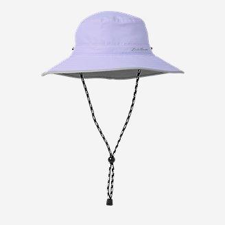 Women's Exploration UPF Wide Brim Hat in Purple