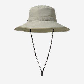 Women's Exploration UPF Wide Brim Hat in Green