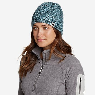 First Ascent Beanie in Green