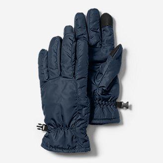 Women's Lodge Down Gloves in Blue