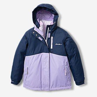 Girls' Powder Search 3-In-1 Jacket in Blue