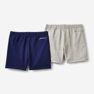 Girls' Rock Hopper Stretch Shorts Bundle in Blue