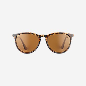 Montlake Polarized Sunglasses in Brown