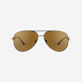 Eastmont Polarized Sunglasses in Brown