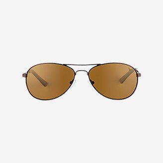 Grifton Polarized Sunglasses in Brown