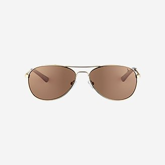 Grifton Polarized Sunglasses in Yellow