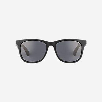 Preston Polarized Sunglasses in Black